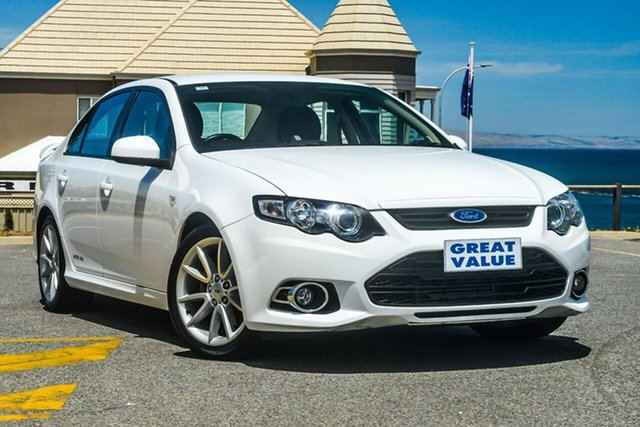Used Ford Falcon XR6 Turbo, Reynella, 2014 Ford Falcon XR6 Turbo Sedan