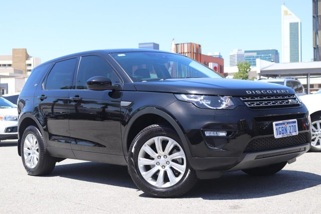 Used Land Rover Discovery Sport Si4 SE, Northbridge, 2016 Land Rover Discovery Sport Si4 SE Wagon