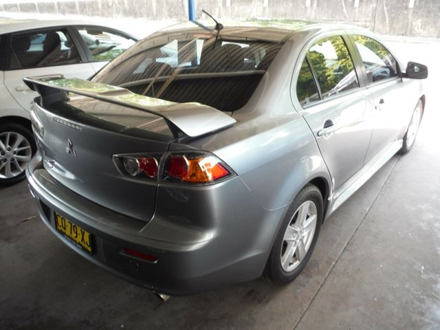 Used Mitsubishi Lancer Sport, East Lismore, 2013 Mitsubishi Lancer Sport CJ MY14 Sedan