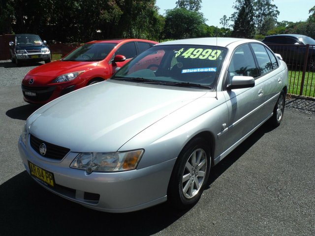 Used Holden Commodore Silver Anniversary, East Lismore, 2004 Holden Commodore Silver Anniversary VY II Sedan