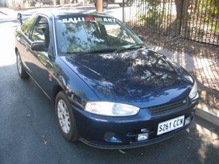 2001 Mitsubishi Lancer GLi Coupe.