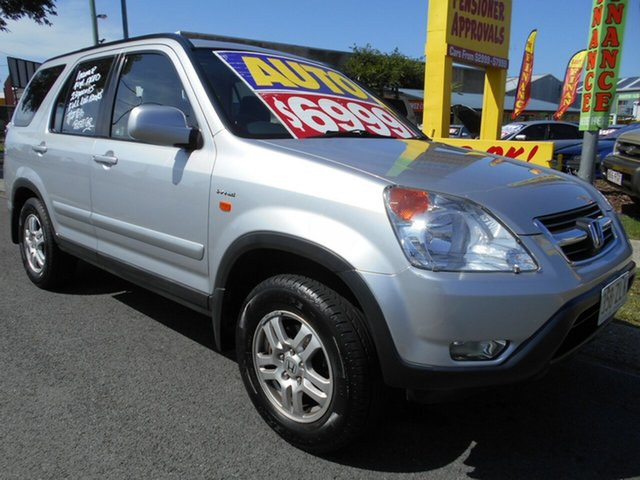 Used Honda CR-V Sport 4WD, Slacks Creek, 2002 Honda CR-V Sport 4WD Wagon