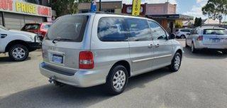 2003 Kia Carnival LS Wagon.