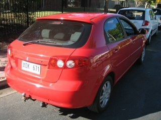 2007 Holden Viva Hatchback.