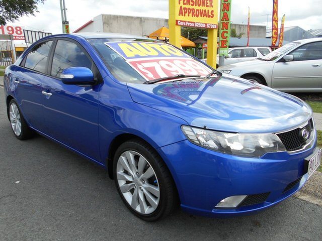 Used Kia Cerato SLi, Slacks Creek, 2009 Kia Cerato SLi Sedan
