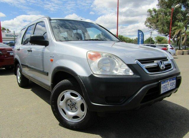 Used Honda CR-V 4WD, Bellevue, 2002 Honda CR-V 4WD Wagon