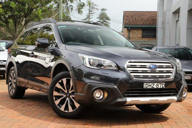 Used Subaru Outback 2.5i CVT AWD Premium, Artarmon, 2016 Subaru Outback 2.5i CVT AWD Premium Wagon