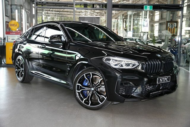 Used BMW X4 M Competition Coupe M Steptronic M xDrive, North Melbourne, 2019 BMW X4 M Competition Coupe M Steptronic M xDrive Wagon