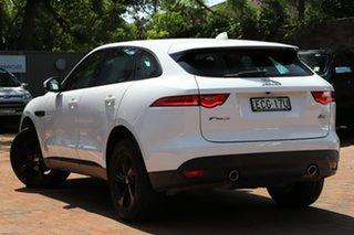 2016 Jaguar F-PACE 30d AWD Prestige Wagon.