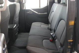 2009 Nissan Navara ST-X Utility.