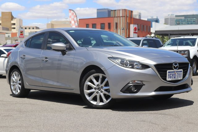 Used Mazda 3 SP25 SKYACTIV-Drive, Northbridge, 2015 Mazda 3 SP25 SKYACTIV-Drive Sedan