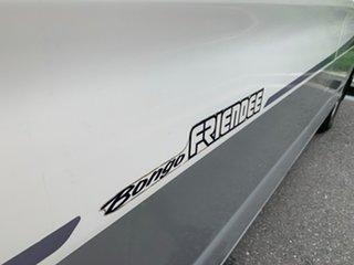 1997 Mazda Bongo Friendee Campervan.