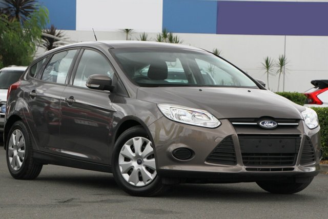 Used Ford Focus Ambiente PwrShift, Bowen Hills, 2014 Ford Focus Ambiente PwrShift Hatchback