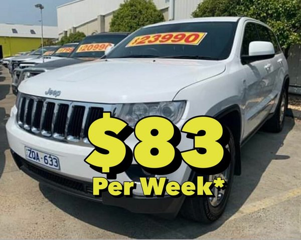 Used Jeep Grand Cherokee Laredo, Cranbourne, 2013 Jeep Grand Cherokee Laredo Wagon