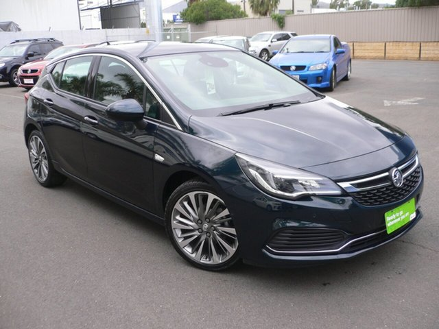 Used Holden Astra RS-V, St Marys, 2018 Holden Astra RS-V Hatchback