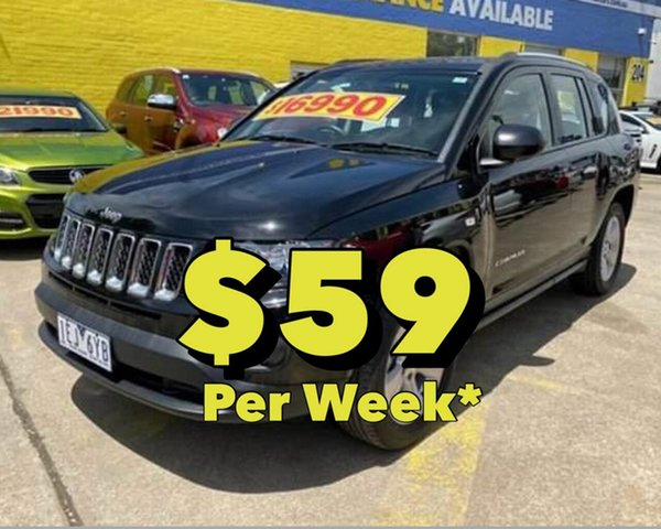 Used Jeep Compass Sport, Cranbourne, 2014 Jeep Compass Sport Wagon