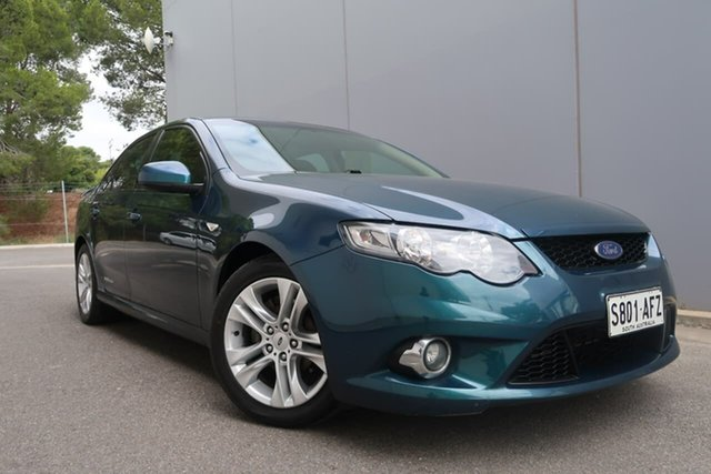 Used Ford Falcon XR6, Reynella, 2009 Ford Falcon XR6 Sedan