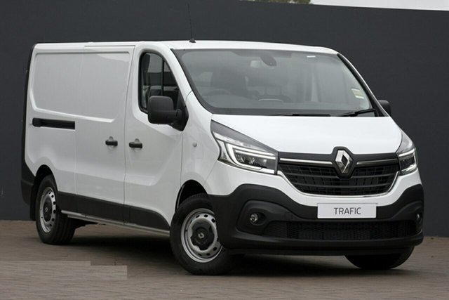 Discounted Demonstrator, Demo, Near New Renault Trafic Premium Low Roof LWB EDC 125kW, Warwick Farm, 2019 Renault Trafic Premium Low Roof LWB EDC 125kW Van