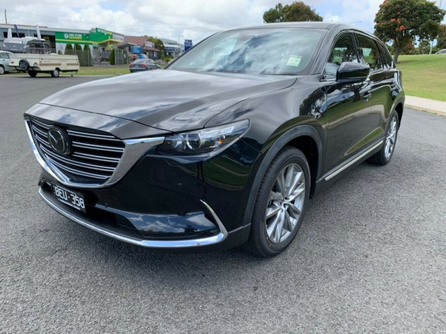 Demonstrator, Demo, Near New Mazda CX-9 GT SKYACTIV-Drive, Warrnambool East, 2019 Mazda CX-9 GT SKYACTIV-Drive Wagon
