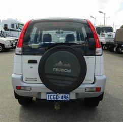 2005 Daihatsu Terios DX Wagon.