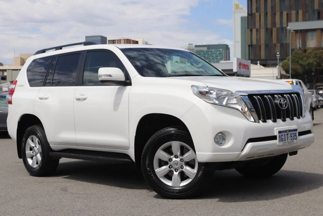 Used Toyota Landcruiser Prado GXL, Northbridge, 2017 Toyota Landcruiser Prado GXL Wagon