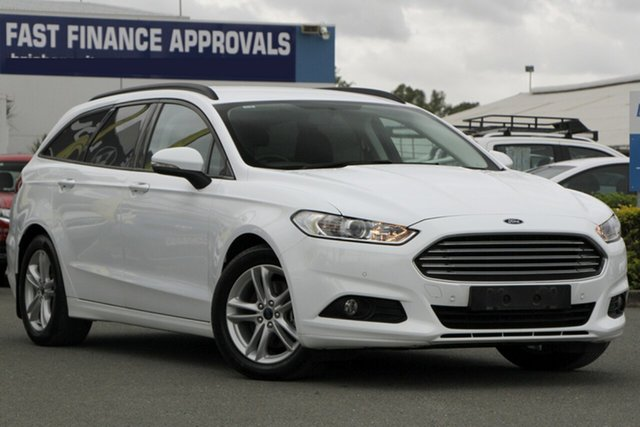 Used Ford Mondeo Ambiente PwrShift, Toowong, 2015 Ford Mondeo Ambiente PwrShift Wagon