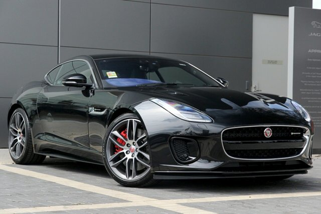 New Jaguar F-TYPE R-Dynamic Quickshift AWD 280kW, Narellan, 2019 Jaguar F-TYPE R-Dynamic Quickshift AWD 280kW Coupe