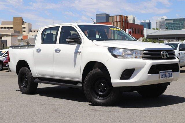 Used Toyota Hilux SR (4x4), Northbridge, 2015 Toyota Hilux SR (4x4) Dual Cab Utility