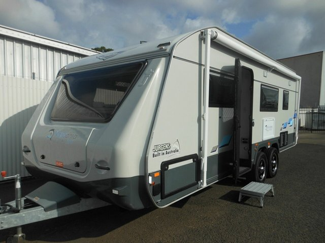 Discounted Used Jurgens Narooma Family Van J2607, Pialba, 2017 Jurgens Narooma Family Van J2607 Caravan