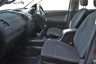 2013 Isuzu D-MAX SX Crew Cab Cab Chassis.