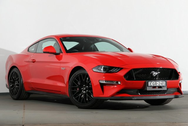 Discounted Used Ford Mustang GT Fastback, Narellan, 2018 Ford Mustang GT Fastback Fastback