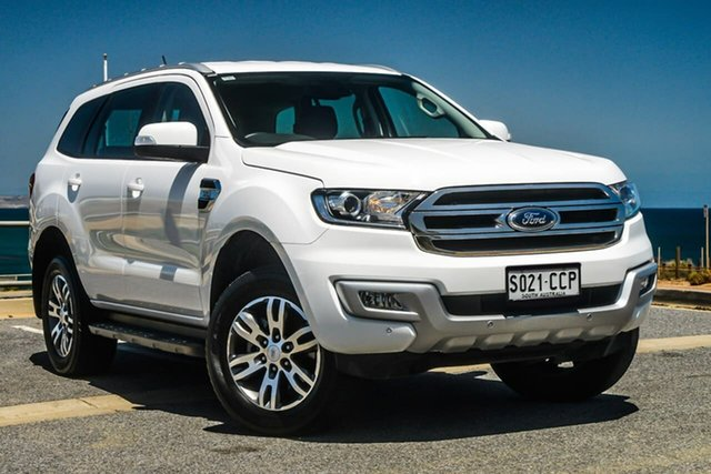 Used Ford Everest Trend, Reynella, 2017 Ford Everest Trend Wagon