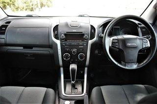 2014 Isuzu D-MAX SX Crew Cab Cab Chassis.