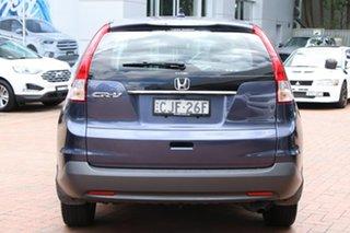 2012 Honda CR-V VTi Wagon.
