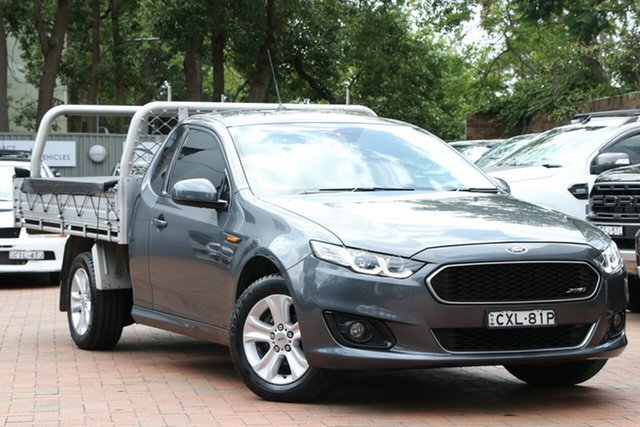 Used Ford Falcon XR6 Super Cab, Artarmon, 2015 Ford Falcon XR6 Super Cab Cab Chassis