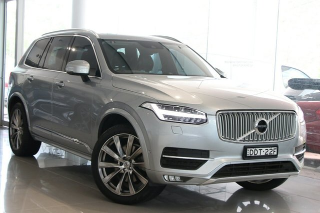 Used Volvo XC90 T6 Geartronic AWD Inscription, Artarmon, 2015 Volvo XC90 T6 Geartronic AWD Inscription Wagon