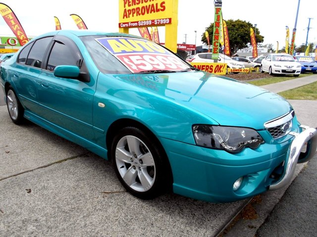 Used Ford Falcon XR6, Slacks Creek, 2006 Ford Falcon XR6 Sedan