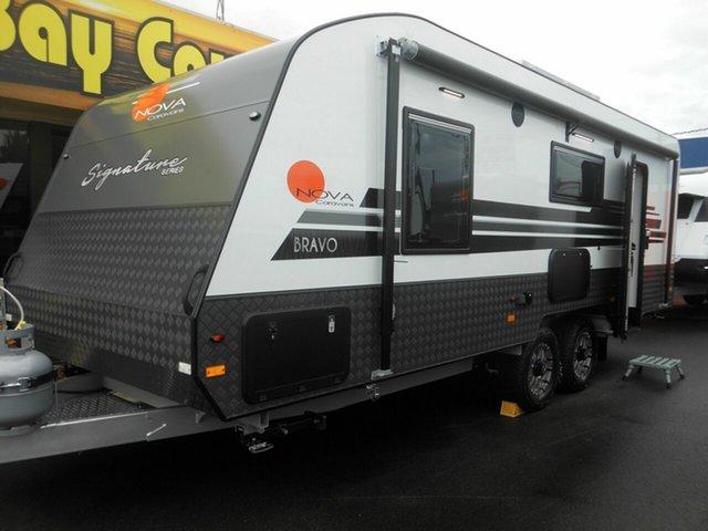 New Nova Bravo Signature Series 206-1R [NC4481], Pialba, 2020 Nova Bravo Signature Series 206-1R [NC4481] Caravan