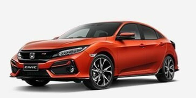 New Honda Civic RS, Atherton, 2020 Honda Civic RS Hatchback