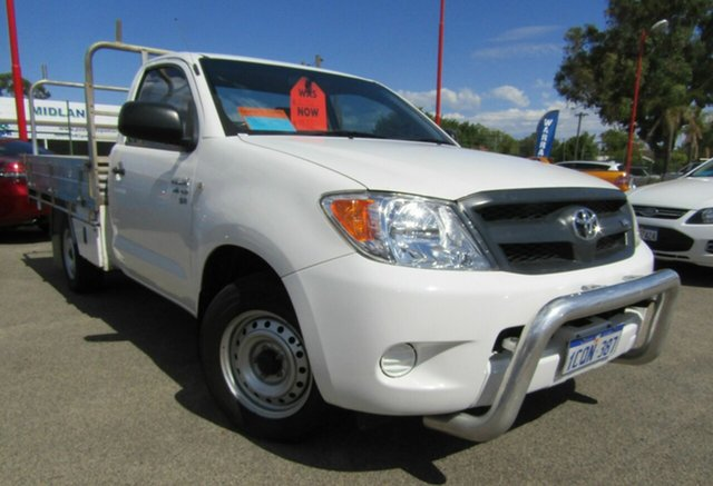 Used Toyota Hilux SR 4x2, Bellevue, 2007 Toyota Hilux SR 4x2 Cab Chassis
