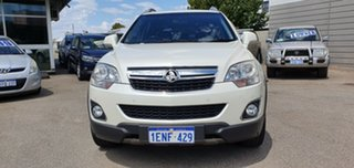 2012 Holden Captiva 5 (FWD) Wagon.