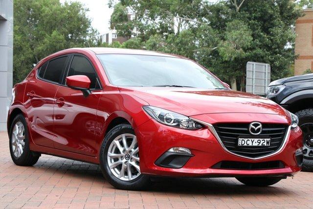 Used Mazda 3 Neo SKYACTIV-Drive, Artarmon, 2014 Mazda 3 Neo SKYACTIV-Drive Hatchback