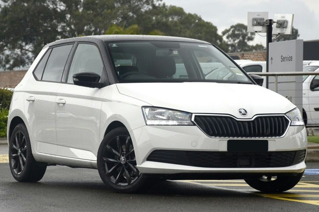 New Skoda Fabia 81TSI DSG, Bowen Hills, 2019 Skoda Fabia 81TSI DSG Hatchback