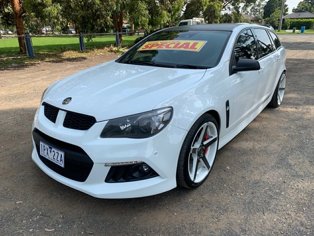 Used Holden Special Vehicles ClubSport R8 Tourer, Cranbourne, 2013 Holden Special Vehicles ClubSport R8 Tourer Wagon