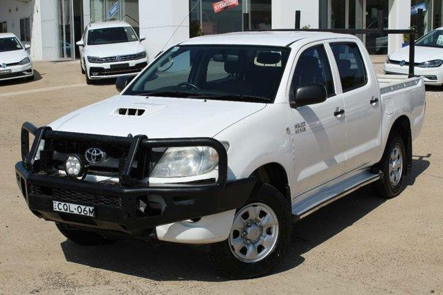 Used Toyota Hilux SR (4x4), Bathurst, 2010 Toyota Hilux SR (4x4) Dual Cab Pick-up