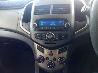 2012 Holden Barina CD Hatchback.