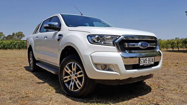 Used Ford Ranger XLT Double Cab, Tanunda, 2018 Ford Ranger XLT Double Cab Utility
