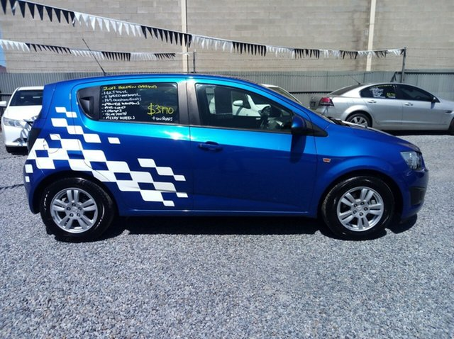 Used Holden Barina CD, Klemzig, 2012 Holden Barina CD Hatchback
