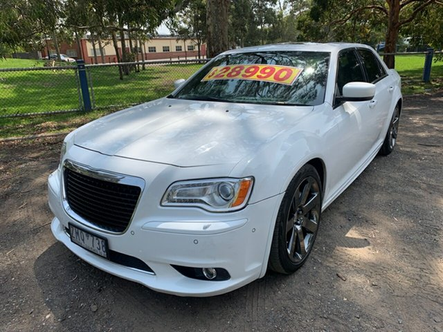 Used Chrysler 300 SRT-8, Cranbourne, 2012 Chrysler 300 SRT-8 Sedan