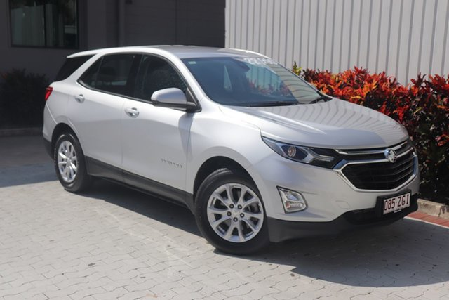 Used Holden Equinox LS+ FWD, Cairns, 2018 Holden Equinox LS+ FWD Wagon